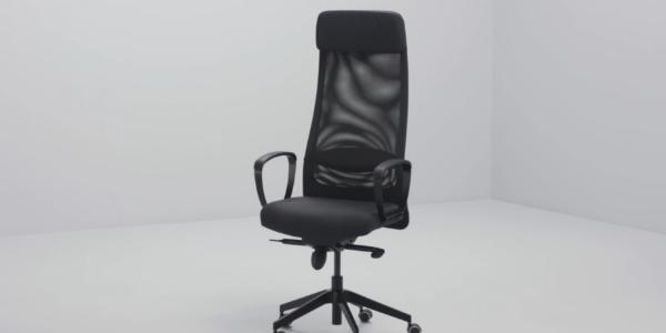 Alternativas baratas à cadeira Markus da IKEA